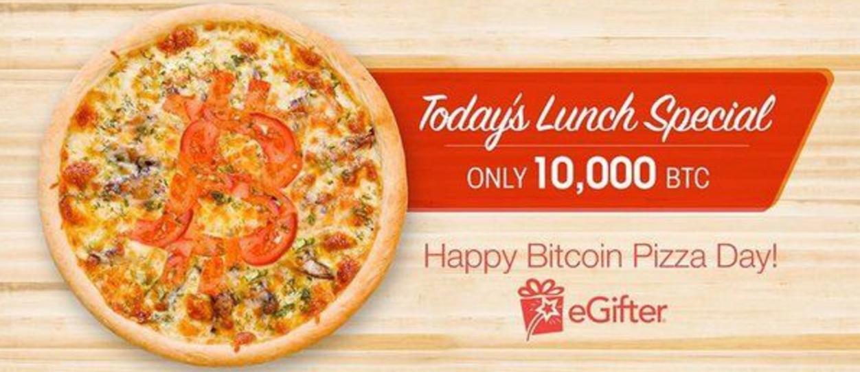 Boldog Bitcoin pizza napot!